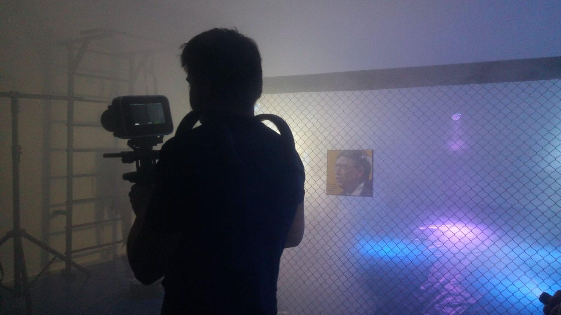 Filmmaker Pavlo Volyk